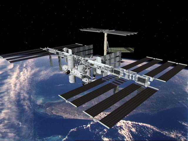 ISS : la station spatiale internationale en danger